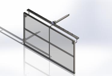 Glass Door System1
